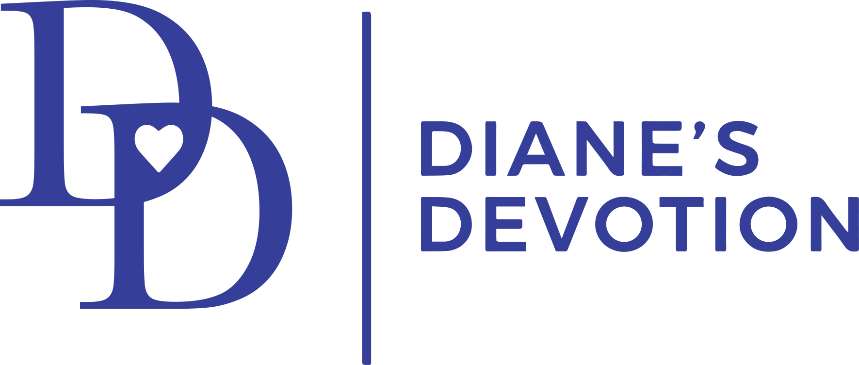 Dianes Devotion Logo